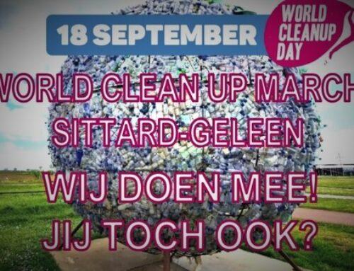 Doe mee met de 'Clean-Up-Day'!