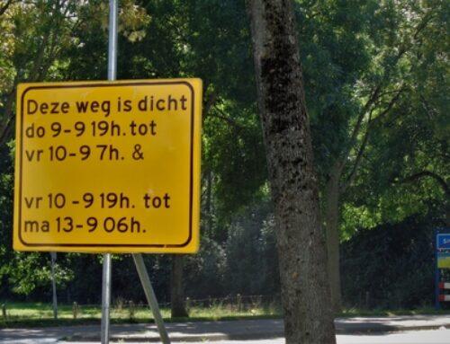 Afsluiting kruispunt N276 – Heerlen